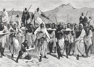 Islam's slave trade