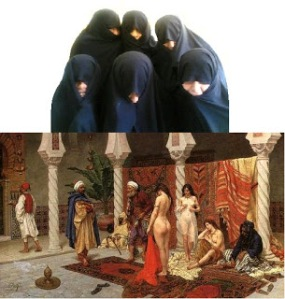 Woman in Islam is a slave1